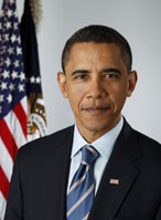 President Barack Obama. Photo courtesy of whitehouse.gov