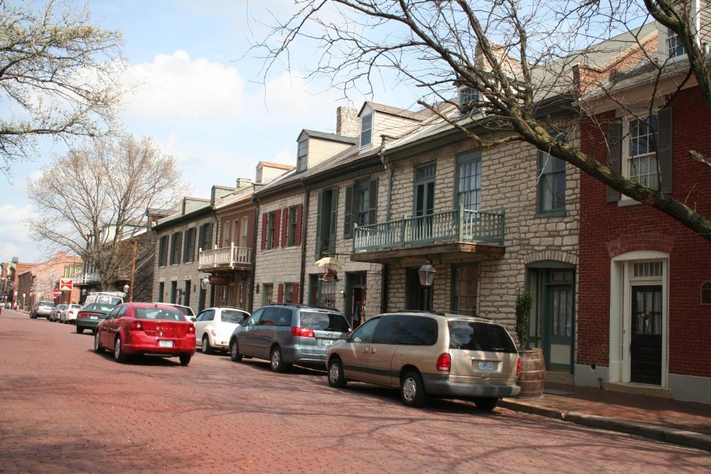 Spring break 2012: Hello St. Louis! (4/6)