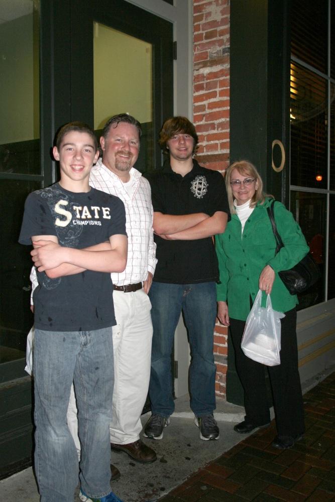 Spring break 2012: Hello St. Louis! (6/6)