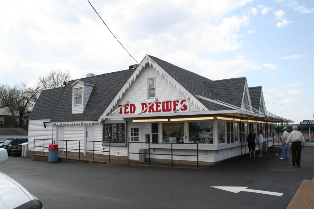 Ted Drewe's is a step back in time (3/6)