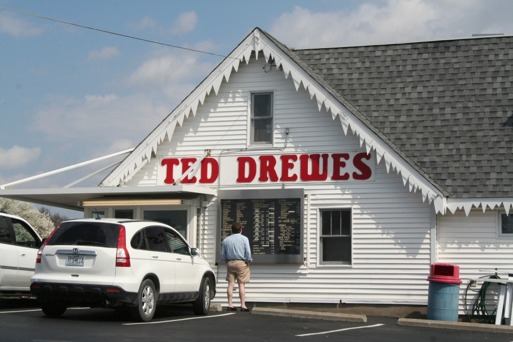 Ted Drewe's is a step back in time (4/6)