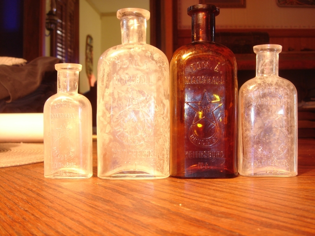 Keithsburg bottles 003