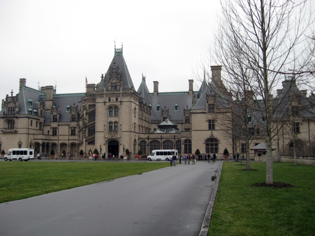 A tour of the 250-room Biltmore Estate was a highlight of Asheville, N.C.