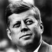 John F. Kennedy (photo courtesy of jfklibrary.org)