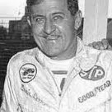 Ernie Derr from the funeral home website.