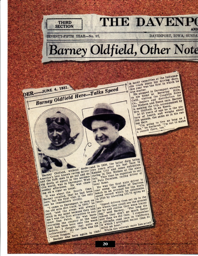 *barney oldfield