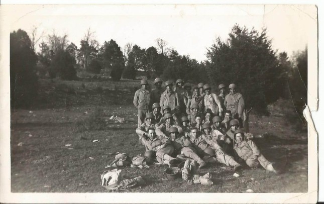 The platoon.